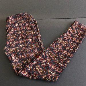 LuLaRoe Leggings size OS